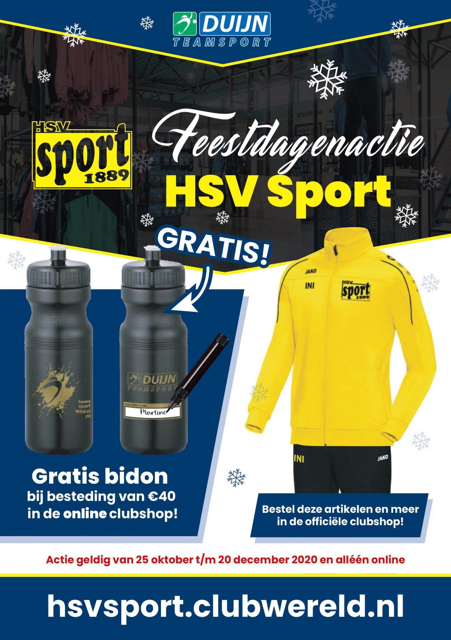 Decemberactie Duijn Teamsport
