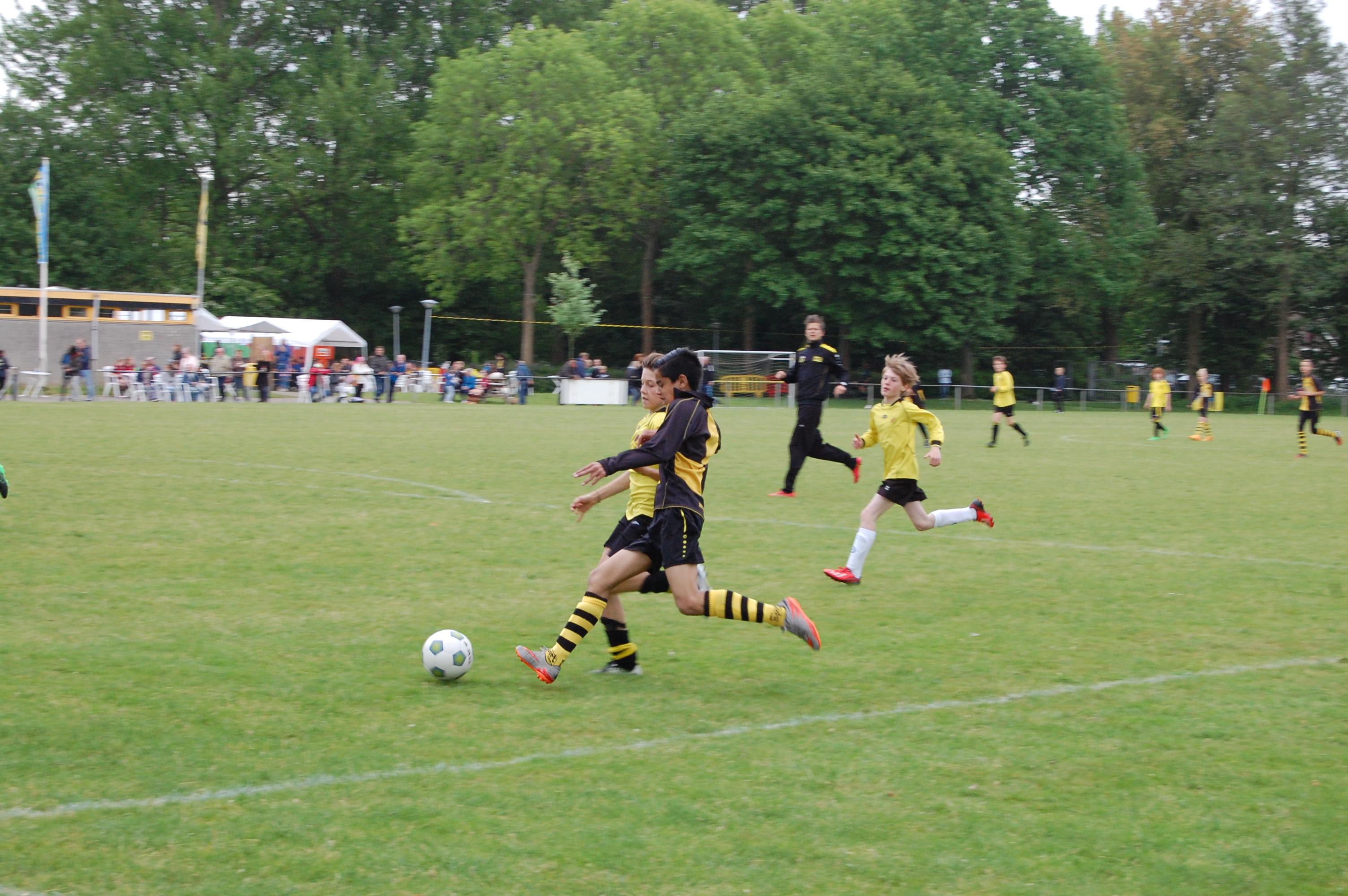 HSV Jeugdtoernooi 20 en 21 mei 2017
