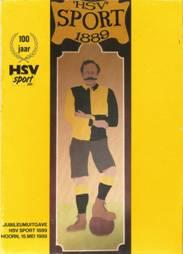 100 jaar HSV Sport 1889      (deel 4)